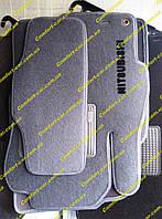 Текстильные коврики в салон на Mitsubishi Lancer 10 (Митсубиси Лансер 10)