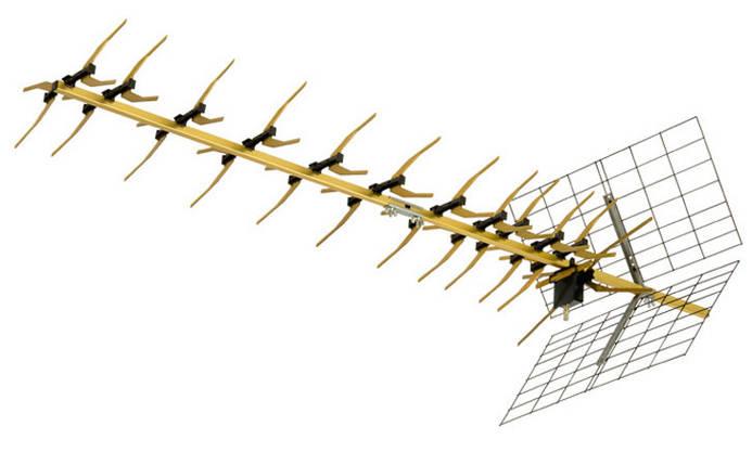 ТВ антенна FUNKE BM 4551-21/69, фото 2