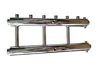 Распределительный коллектор на 3 пары выходов