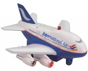 Інерційний, на батарейках повітряний транспорт