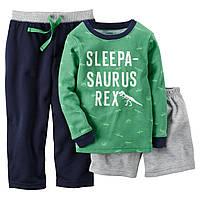 Пижама для мальчика Динозавр
