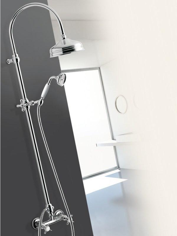 Душевая стойка Emmevi DECO classic душ/колонна хром CR1200281