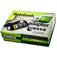Блок питания к ноутбуку PowerPlant HP 220V, 90W: 19.5V, 4.62A (4.5*3.0) (HP90G4530)