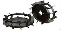 Грунтозацепы Кентавр 385x160, полоса + ступицы МВ2060/2090 (10 кг)