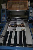 Ламинирование бумаги и картона до А1