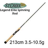 Спиннинг St.Croix Legend Elite 213cm 3.5-10.5g