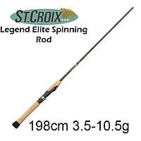 Спиннинг St.Croix Legend Elite 198cm 3.5-10.5g