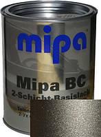 """VW B7V Базовое покрытие """"металлик"""" Mipa """"VW B7V Graphit"""", 1л"""