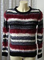 Свитер женский джемпер нарядный травка акрил бренд Gina Benotti р.42-44 5559, фото 1