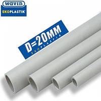 "Труба полипропиленовая Wavin""Ekoplastik""PP-R S 2.5 PN20 (Чехия)"