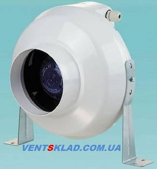Вытяжка вентилятор промышленный канальный  Вентс ВК 125