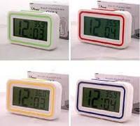 Часы Будильник (говорящие) KK-9905 AM-FM
