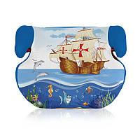 Автокресло LORELLI  TEDDY (15-36 KG) BLUE SHIP
