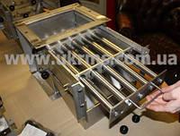 Магнитные решетки с механической очисткой