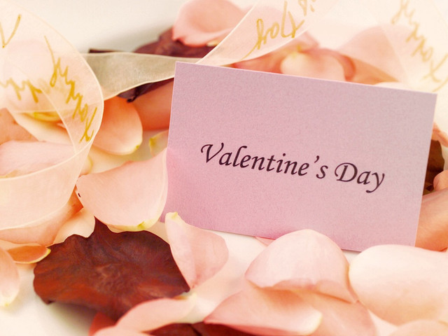 Поздравляем с Днем Святого Валентина всех влюбленных !
