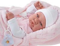 Кукла младенец Saco Nino Antonio Juan 5066