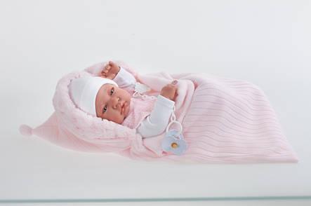 Кукла младенец Saco Nino Antonio Juan 5066, фото 2