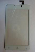 Оригинальный тачскрин / сенсор (сенсорное стекло) для FLY IQ441 Radiance (белый цвет)