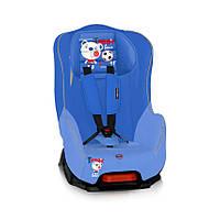 Автокресло Bertoni PILOT +  (до 9-18 кг) BLUE SOCCER