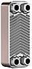 """Теплообменник BADER BL3-012-20Z,  3/4"""" (15-20kW) пластинчатый паянный"""