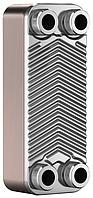 """Теплообменник BADER BL3-012-20Z,  3/4"""" (15-20kW) пластинчатый паянный, фото 1"""