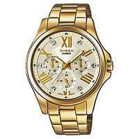 Женские часы Casio SHE-3806GD-9AUER