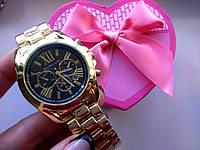 Женские наручные часы под золото Michael Kors 14