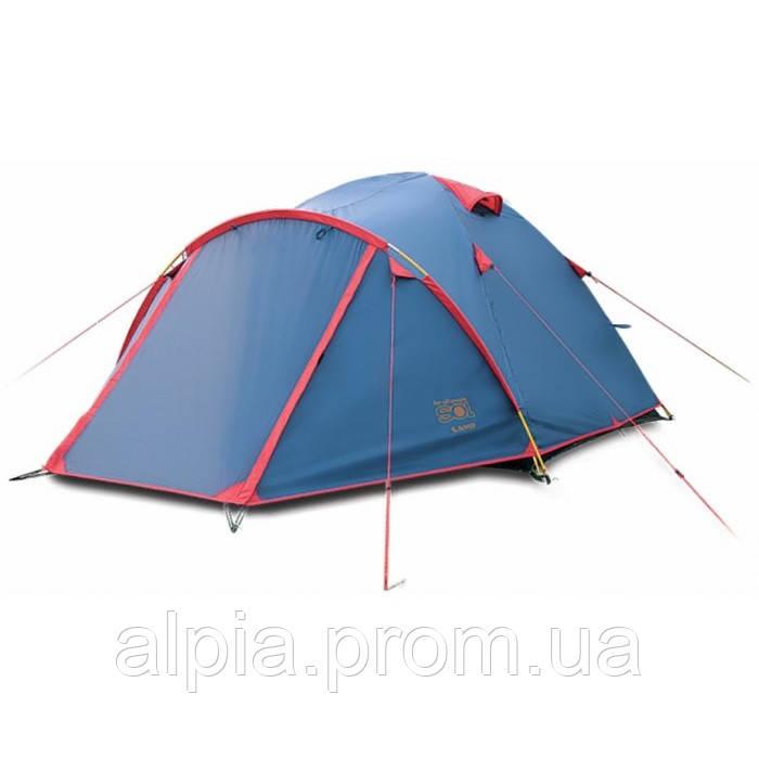Универсальная палатка Sol Camp 4 SLT-022.06