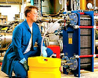 Промывка пластинчатых теплообменников:
