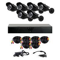 AHD комплекты видеонаблюдения CoVi Security HVK-3301 AHD KIT