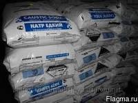 Сода каустическая (гранула) Россия в мешках по 25 кг
