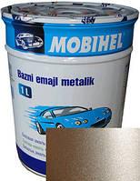 "Daewoo 92L Автоэмаль базовая ""металлик"" Helios Mobihel ""Cashmere Beige"", 1л"