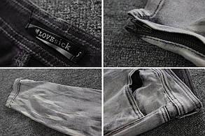 Распродажа Крутые скинни джинсы рванки женские\Распродажа, фото 3