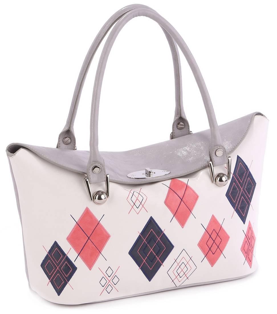 Женская сумка Alba Soboni 160064 серая