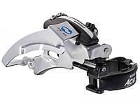 Переключатель передний Shimano  FD-M360 ACERA, 3X8/7, Top-Swing (FDM360M6)