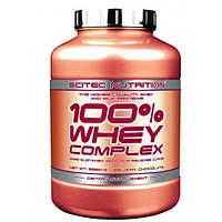 100% Casein Complex 2,35 kg maracuja white chocolate