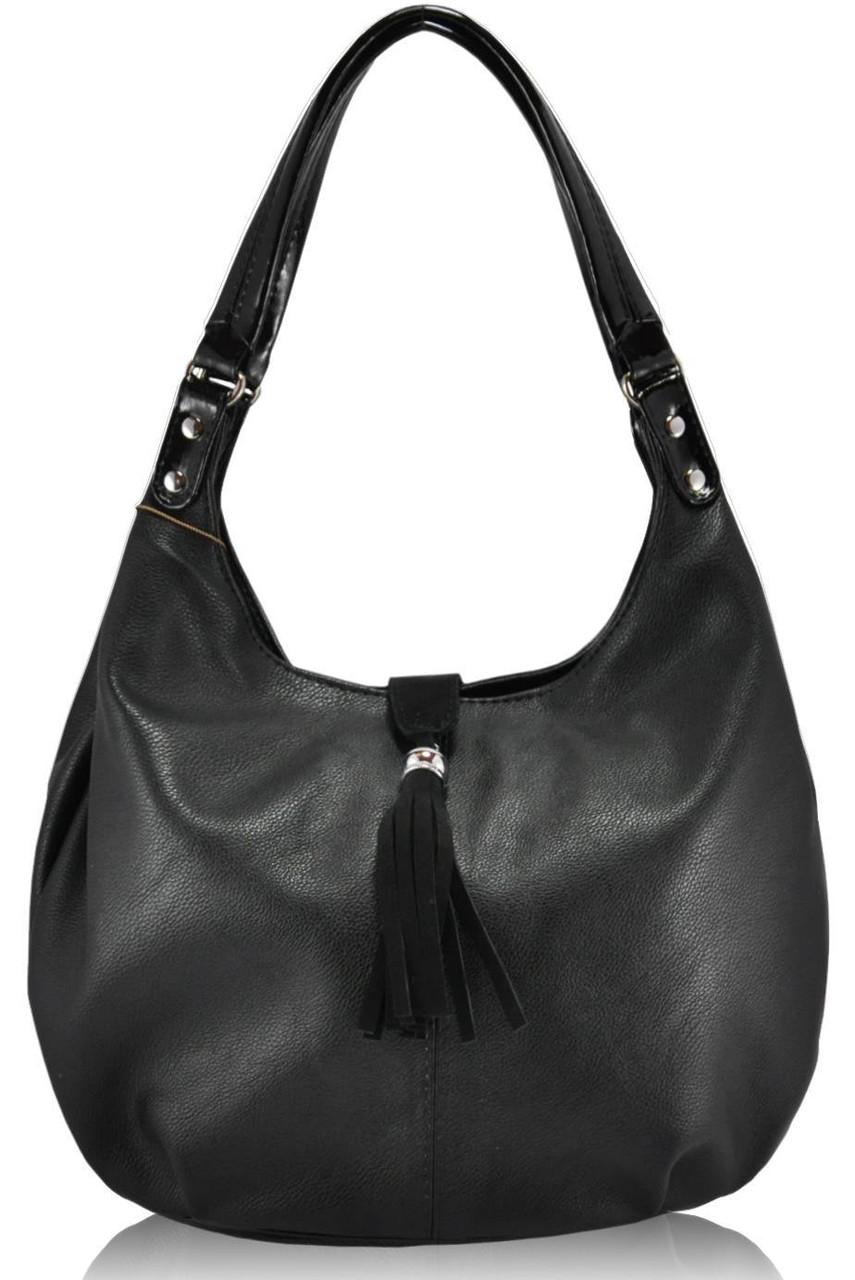 Женская сумка 35272 черная