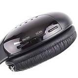Беспроводные наушники Wireless Headphone 5 in1 - наушники для телевизора, фото 4
