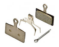 Тормозные колодки SHIMANO Y-PARTS G01S для XT/SLX BR-M785/675/615, полимер (Y8KA98010)
