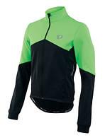 Велокуртка Pearl Izumi ELITE THERMAL, черн/зелен (P111215204TM)