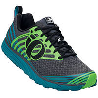 Беговая обувь Pearl Izumi EM TRAIL N1, серая/зелен (P161130054OE)