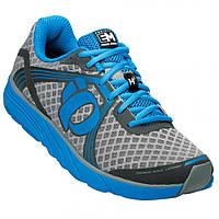 Беговая обувь Pearl Izumi EM ROAD Н3, серая/синяя (P161130044OO)