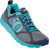 Беговая обувь женская Pearl Izumi  W EM TRAIL M2, серая/голубая (P162130073XJ)