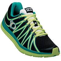 Беговая обувь женская Pearl Izumi  W EM ROAD M2, черн/зелен (P162150034OM)