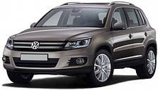 Фаркопы на Volkswagen Tiguan (2007-2015)