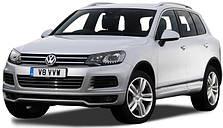Фаркопы на Volkswagen Touareg (с 2002--)