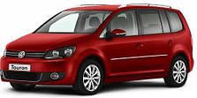 Фаркопы на Volkswagen Touran (2002-2015)