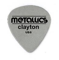 Медиатор Clayton SMS/3 STAINLESS STEEL METALLICS STD (3 шт.) (281963)