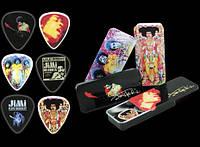 Медиатор и Держатель для медиаторов Dunlop JH-PT24 Jimi Hendrix Collector Picks (243107)