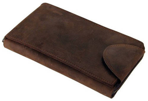 Элегантный мужской кожаный клатч S.J.D. 8036-2B